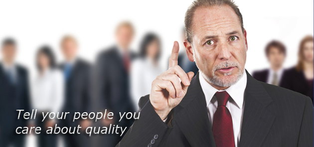 Communicating your IT quality policy
